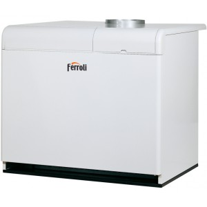 Ferroli Pegasus F3 N 2S 119 кВт с атмосферной горелкой